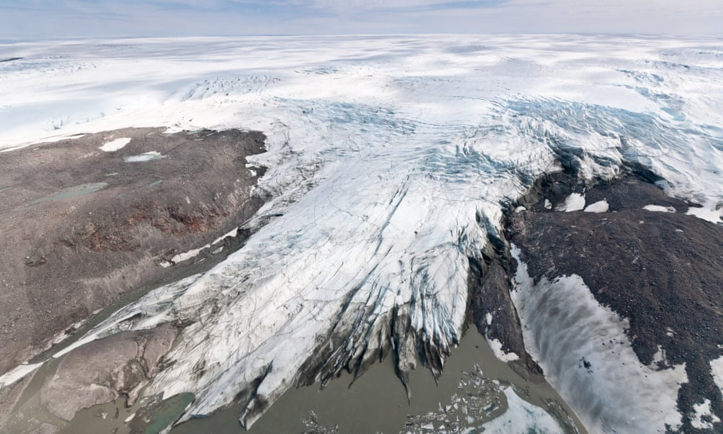 Polar Ice Caps Melting Six Times Faster Than in 1990s