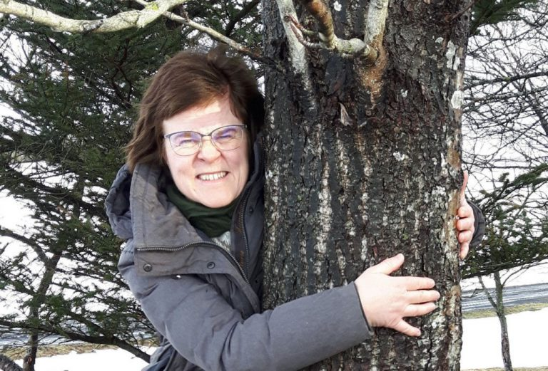 Forest Service Recommends Hugging Trees While You Can't Hug Others
