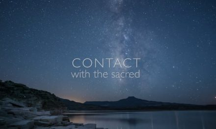Contact with the Sacred
