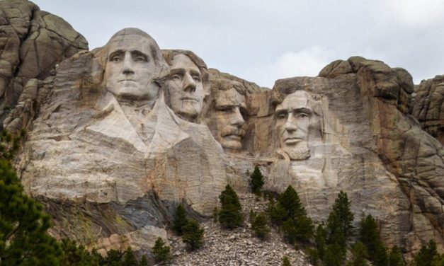 """Cheyenne River Sioux Chair Offers to Rip Down Mount Rushmore—""""Free of Charge… By Myself If I Must"""""""