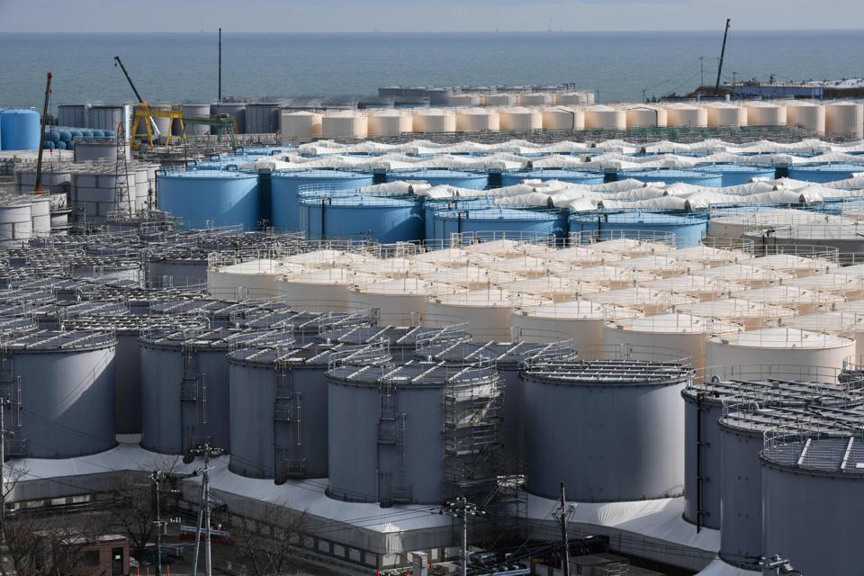 Dumping Fukushima's Water into the Ocean… Seriously?