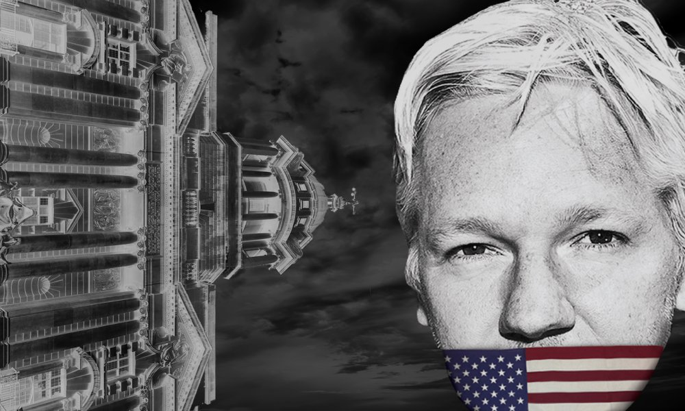 Eyewitness to the Agony of Julian Assange