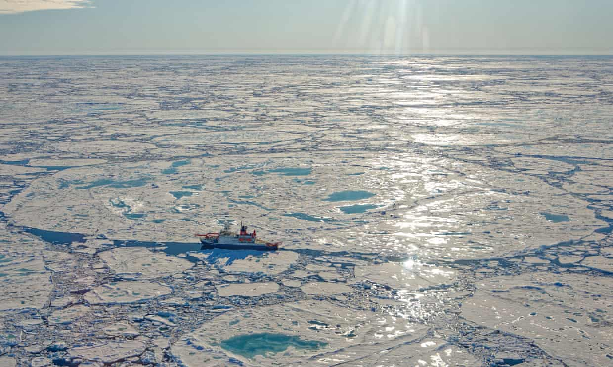 A Troubling Discovery in the Arctic