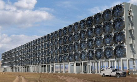 Direct Air Capture and Big Oil