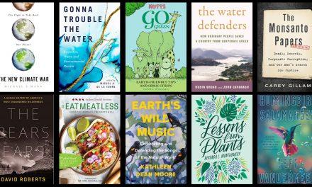 10 Environmental Books We're Reading This Spring (The Revelator)