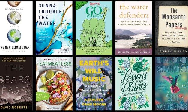 10 Environmental Books We're Reading This Spring (The Revelator)