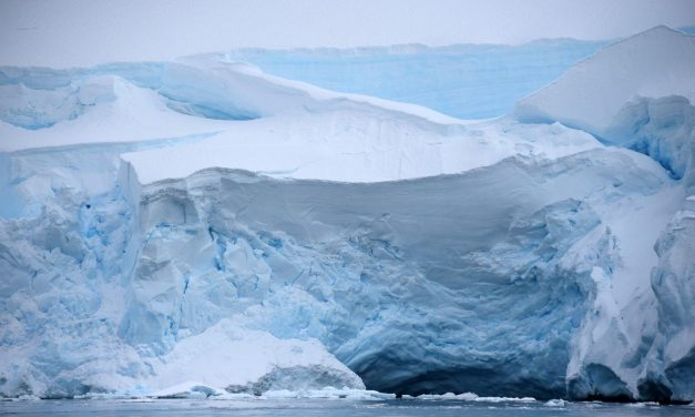 The Doomsday Glacier Lives up to its Billing
