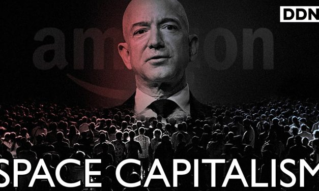 Why Jeff Bezos' Space Dream is Humanity's Nightmare